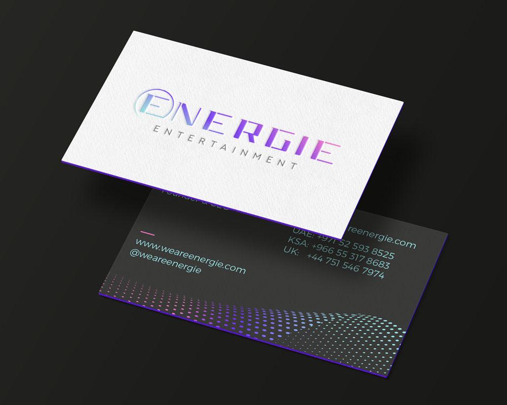 Energie-Entertainment-business-card-design
