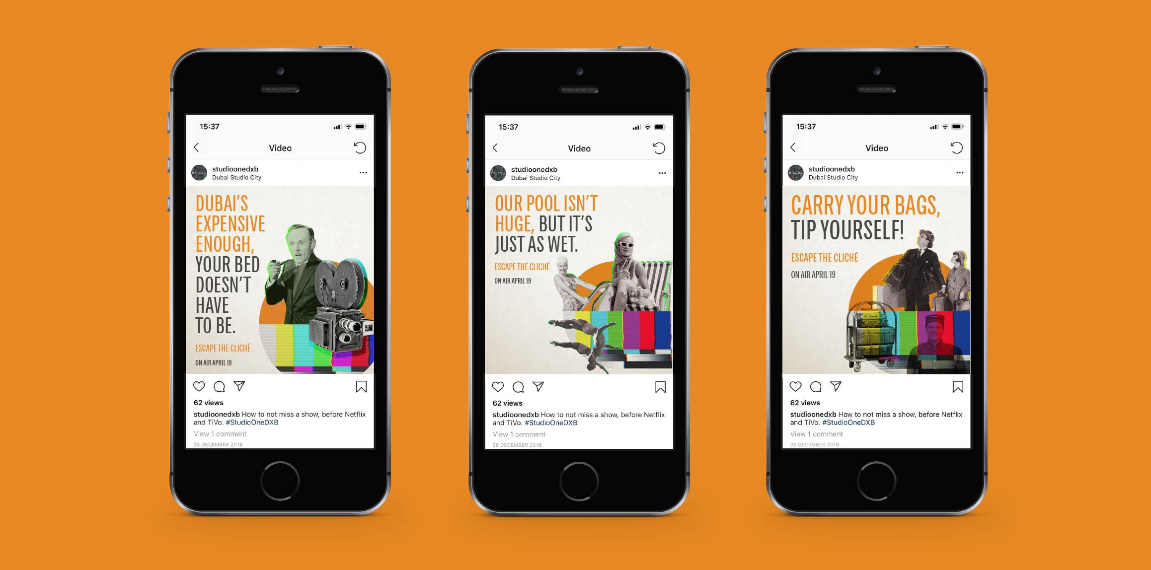 studio-one-social-media-design