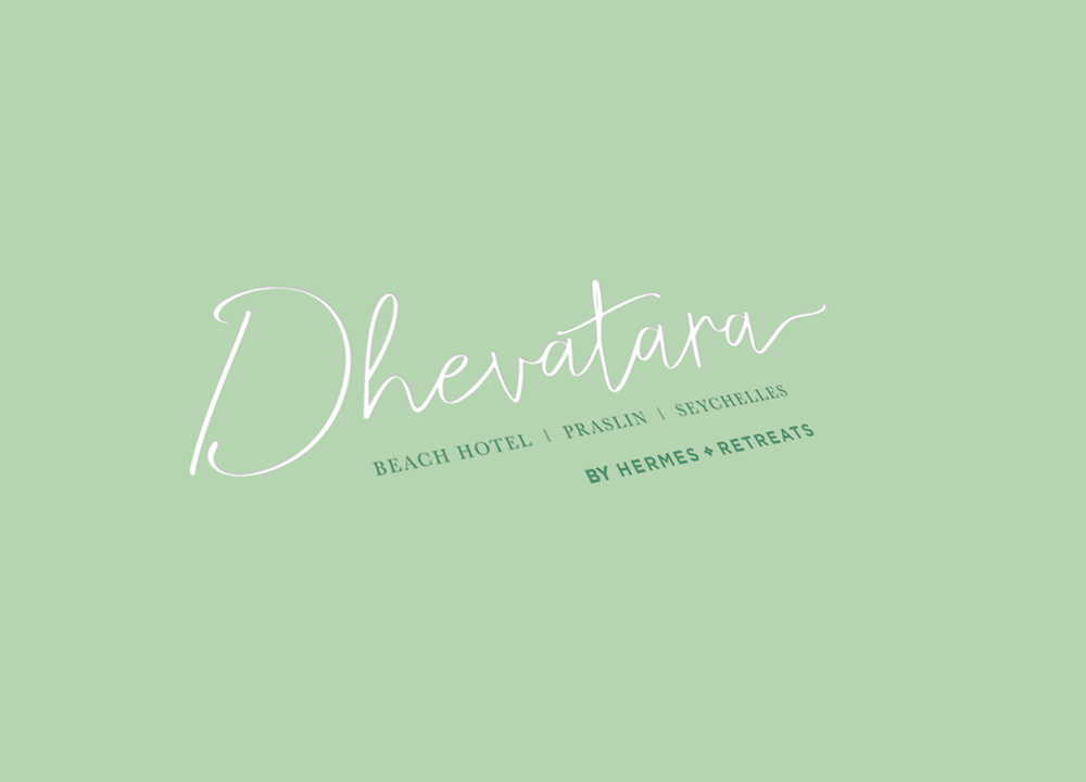 Dhevatara-Beach-Hotel-Logo-Design