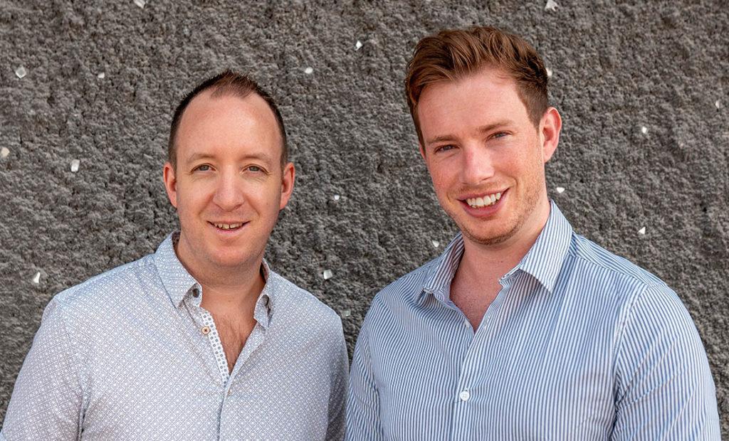Formulate Creative Partners, Theo Adamson & Dan Brown