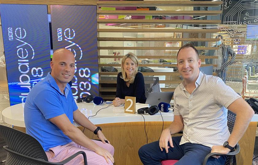 Formulate appear on Dubai Eye's business show