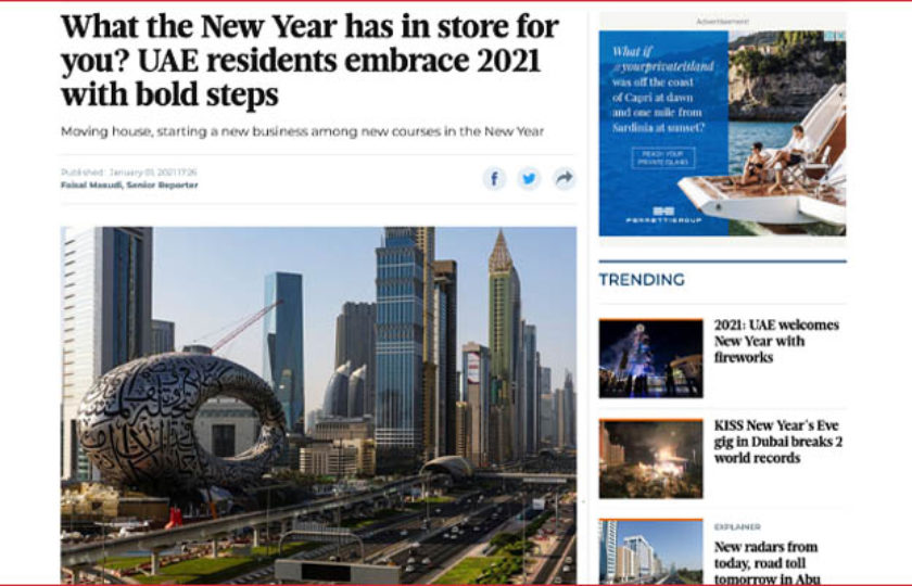 Formulate in the news – cautiously optimistic in 2021